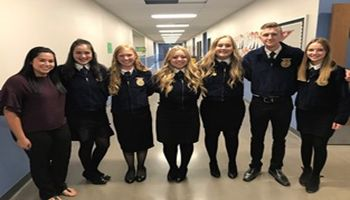 Arizona Farm Bureau Celebrates National FFA Week