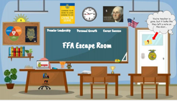 Can You Escape the Classroom?