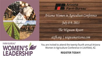 11 Reasons to Attend Arizona's Women in Agriculture Conference