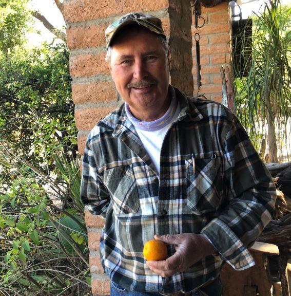 John Babiarz Of Greenfield Citrus Nursery